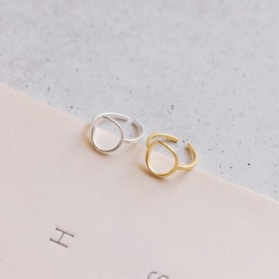 Circle ring 925°