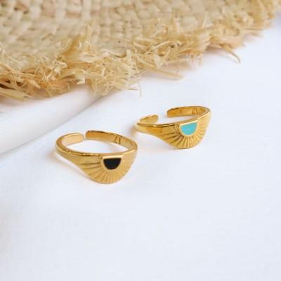 Sunlight ring Gold