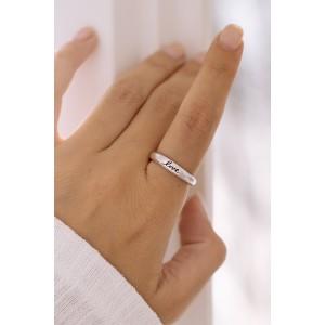 Love minimal ring