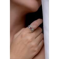 Marcella ring silver