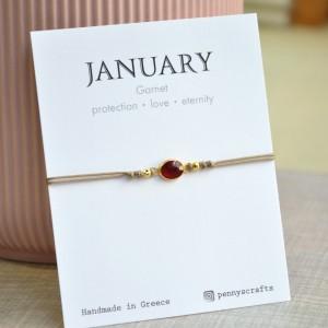 Birthstone Ιανουάριος