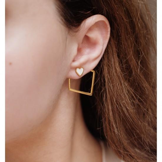 Ear Jacket Diamond