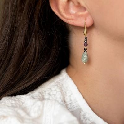 November Earrings 925°