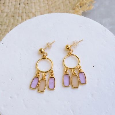 Vitro Lila earrings