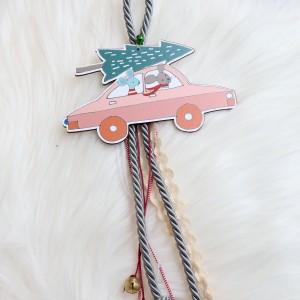 Last piece cute car