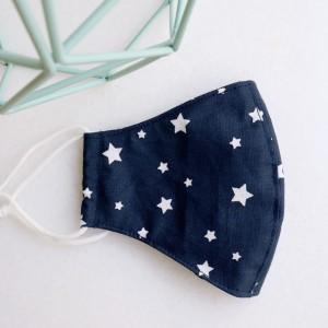 Παιδική μάσκα Stars blue
