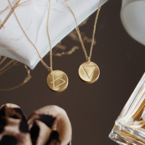 Four Elements Necklace 925°