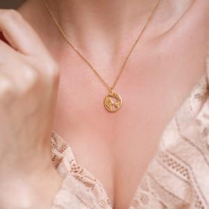 World necklace 925°
