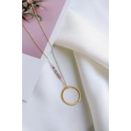 Karma Tourmaline necklace 925°