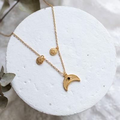 Luna necklace small