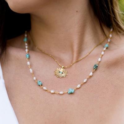 Sun Combo Necklaces