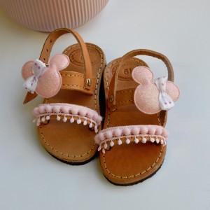 Minnie Sandals Pink