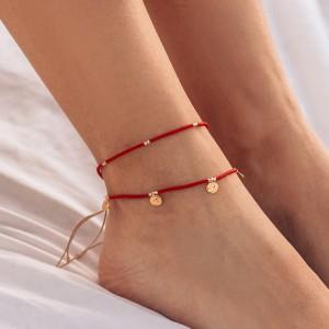 Anklet Red