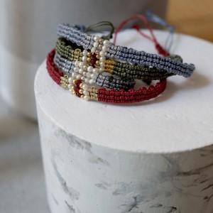 Knots bracelets