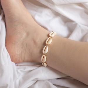 Anklet bracelet shells