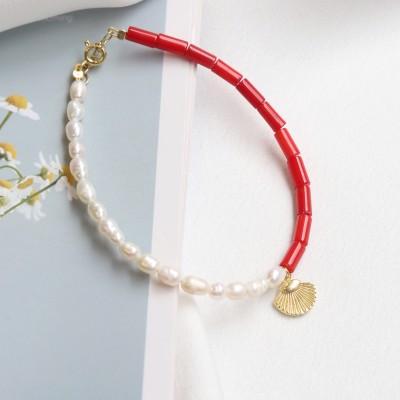 Coralia bracelet 925°