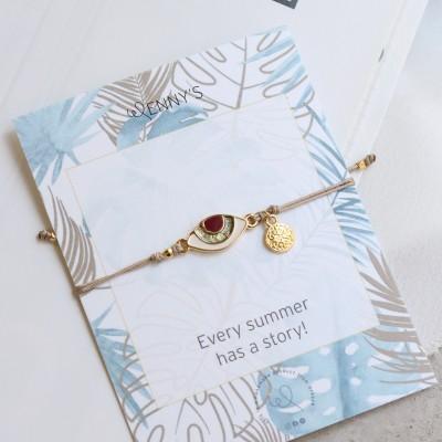 Eye bracelet II