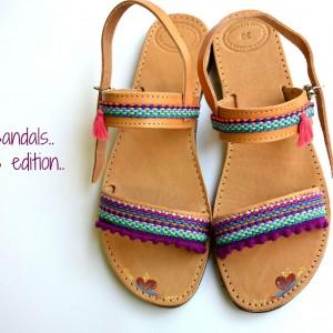 Handmade Ethnic Sandal