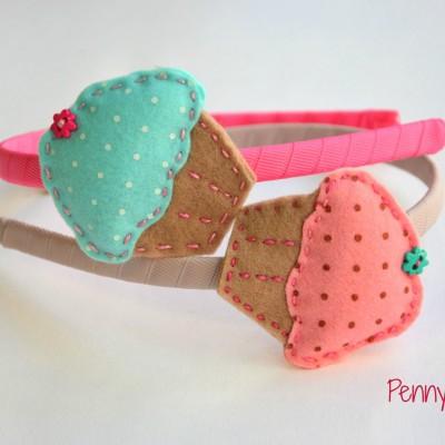 Παιδικές Στέκες cupcakes παστέλ