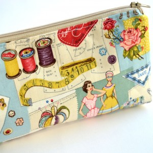 Vintage Κασετίνα νεσεσέρ sewing