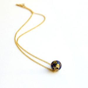Lapis Lazulis Necklace 925