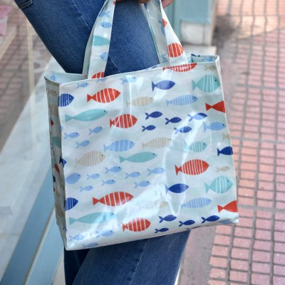 Lunch Bag Fishes