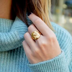 Δαχτυλίδι Νεφερτίτη